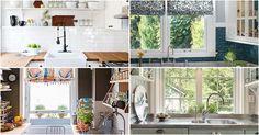 Si tienes pocos metros cuadrados, ¡no importa! Estas ideas para decorar la cocina son geniales.