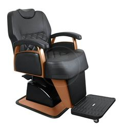 Scaun profesional de frizerie modern si rezistent-Hercules Copper A Barber Chair, Massage Chair, Furniture, Design, Home Decor, Decoration Home, Room Decor, Home Furnishings