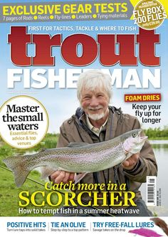 Issue 485 on sale June 2016 Sea Angling, Fishing Magazines, Types Of Fish, Rod And Reel, Carp Fishing, Trout, Latest Issue, June 22, Digital
