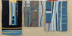 Studies done in Gwen Marston class.  Beautiful understated N.Z. Colours