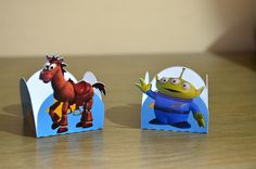 Forminha Doces - Toy Story