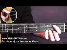 """How to play """"Blackbird"""" - MLR-Guitar Lesson #1 of 5"""