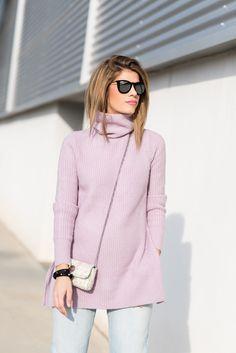 Ms Treinta - Blog de moda y tendencias by Alba. - Fashion Blogger -: Light Purple