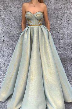 Long Prom Dresses #LongPromDresses, A-Line Prom Dresses #ALinePromDresses, Modest Prom Dresses #ModestPromDresses