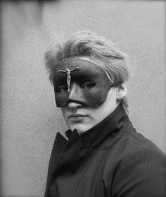 JOEL-PETER WITKIN-Self-portrait,