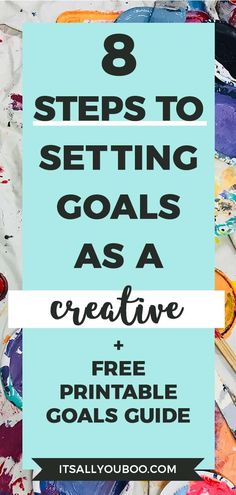 The Powerful Goal-Setting Formula for Creative People Career Goals, Business Goals, Life Goals, Business Tips, Online Business, Career Development, Personal Development, Entrepreneur, Startup