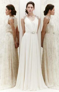 Vestidos de novia vintage de Jenny Packham 2013 [Fotos]