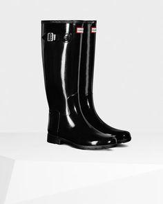 Women's Original Refined Gloss Wellington Boots