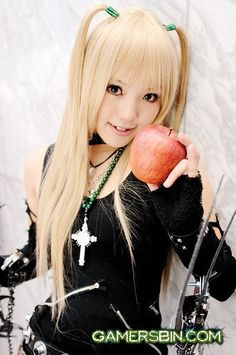 anime cosplay, Miss from Death Note