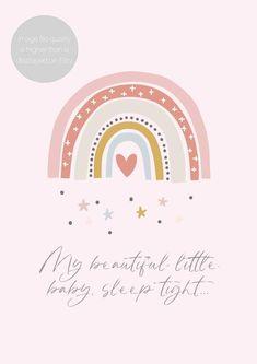 Pink Rainbow Print Set / Rainbow Nursery Print / Nursery Print Quote / Pastel Nursery Print / Babies Nursery Decals, Nursery Prints, Nursery Art, Pastel Nursery, Rainbow Nursery, Baby Month Stickers, Rainbow Print, Baby Art, Pretty Wallpapers