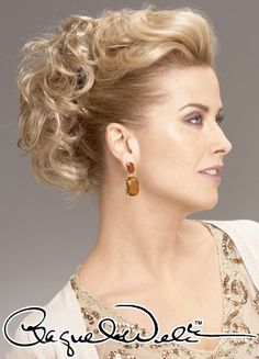 Raquel Welch UpDo Curls   Synthetic Hairpiece   Wigs.com - The Wig Experts™