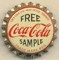 Free Coca Cola Sample