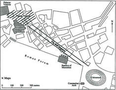 Route of Via dei Fori Imperiale