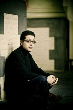 Mahan Esfahani - is becoming recognized as one of the world's best harpsichordists.
