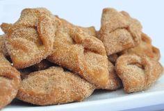 Pestiños - Traditional Spanish Cookies with Wine Flavor  http://thegardeningcook.com/pestinos/ -