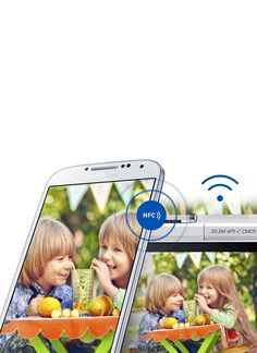 Tag&Go (NFC/Wi-Fi)