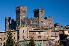 ''Pietra Nera - Torre Alfina'' - Acquapendente