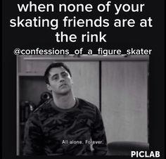 Figure skating problems