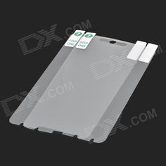 Brand: N/A; Quantity: 2 Piece; Color: Transparent; Material: PVC; Compatible Models: Samsung Galaxy Note 3 N9000; Screen Type: Glossy; Other Features: Protects your device screen from scratches and dust; Packing List: 2 x Screen films2 x Cleaning cloths; http://j.mp/1peZg88