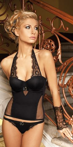 Welcome to the world of GLAM & Luxury® Top Style and Beauty Tips. http://pinterest.com/GLAMandLuxury http://www.facebook.com/GLAMandLuxury?ref=hl https://twitter.com/GLAMandLuxury  Lingerie