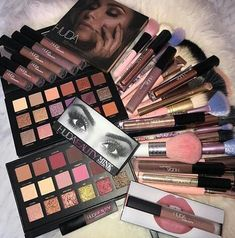 Pinterest:Lxciiie #makeupproducts