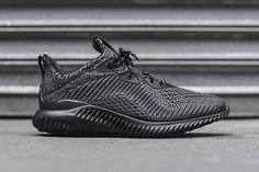the latest 92a78 f125c ADIDAS ALPHABOUNCE (ARAMIS BLACK) Aramis Black, Sneaker, Sneakers, Plimsoll  Shoe,