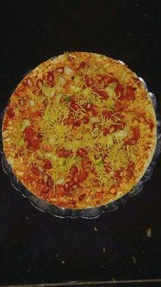 Jain Recipes, Veg Recipes, Snack Recipes, Snacks, Nasta Recipe, Pomegranate, Food Videos, Pizza, Desserts