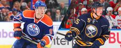 NHL: Tracking Connor McDavid and Jack Eichel in their rookie seasons