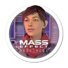 Mass Effect. Andromeda by RaVVeNN.deviantart.com on @DeviantArt