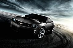 2012 Camaro ZL1 - Black | by TheBartlemans