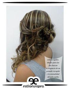 Uno de los peinados más favorecedores y que además ganan una enorme popularidad en lo que es la moda 2017, son los semirecogidos, los cuales resultan ideales para las que buscan la elegancia de un peinado recogido y la sensualidad del pelo suelto. Programa tus citas: 3104444 - 3015403439 Visítanos: Cll 10 # 58-07 Sta Anita #Peluquería #Estética #SPA #Cali #CaliCo #PeluqueríaEnCali #PeluqueríasEnCali #BeautyHair #BeautyLook #HairCare #Look #Looks #Belleza #Caleñas #CaliPeluquería…