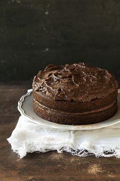 Divino Macaron: Devil´s Food Cake