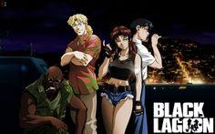 Black Lagoon: l'anime scarca su Netflix!