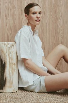 The Stories — Chapter 11 — Warm and Cool: An Effortless Approach to Summer Style — THE LINE