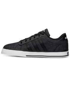 adidas Men's SE Daily Vulc Casual Sneakers from Finish Line - Adidas - Men - Macy's $60