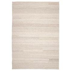 "BRÖNDEN Rug, low pile, handmade beige, 5'7""x7'10"" - IKEA Beige, Painted Table Tops, Lohals, Foldable Table, Wet Spot, Professional Carpet Cleaning, Types Of Flooring, Underfloor Heating, Animal Welfare"