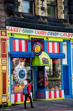 Candy Store, Halifax, NS