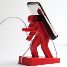 Boris Hiker Shaped Phone Holder