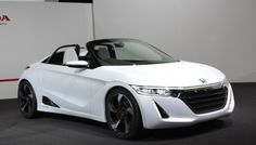 The Latest Honda S660 2015 Car Review