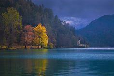 Bled,Slovenia by David Butali, via Flickr