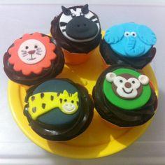 Cupcake floresta