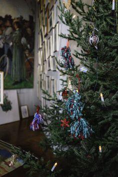 Christmas Makes, Christmas And New Year, Winter Christmas, Xmas, Christmas Tree, Made By Mary, Carl Larsson, Christmas Decorations, Holiday Decor