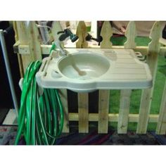 Clean-IT, Outdoor Sink System With Large Counter Top, RSI-S2 at The Home Depot - Mobile