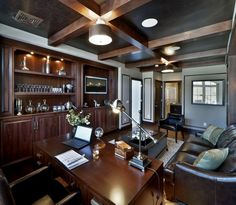 A Vizcaya office  [ Barndoorhardware.com ] #office #hardware #specialty
