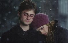 Harry & Hermione - breaks my heart