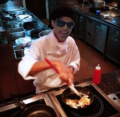 """""""Funny or Die"""" collage of photoshopped pics of musician, Prince, cooking omelets! I died!"""