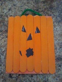Spookley- The Square Pumpkin Craft