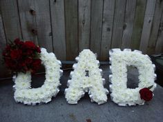 Letter Funeral Tribute...
