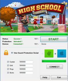 Download High School Story Hack Tool Cheats Engine No Survey