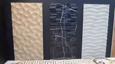 Natural Marble 3D Wall Paneling is used as a decorative wall covering anywhere in residential & commercial building.